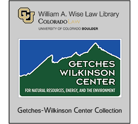 Baselines: The Natural Resources Law Center Newsletter (2007-2011)