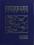 Colorado Water Law