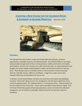 Charting a New Course for the Colorado River: A Summary of Guiding Principles by Colorado River Research Group